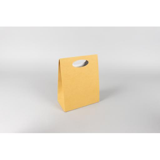Kraft Carry Box 190 x 150 x 80mm
