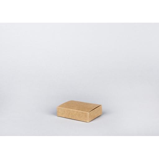 Brown Gift Box 102 x 75 x 25mm