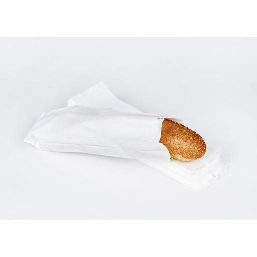 Small Baguette Bag - 4 x 6 x 14 inch