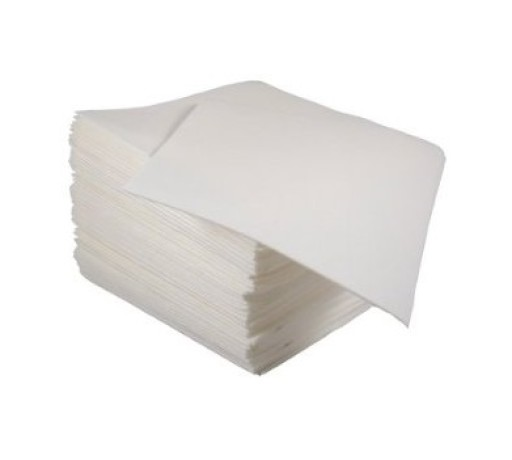 2-ply White Paper Serviette 33x33mm pack of 100