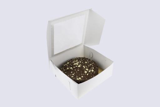 10 Inch Window Cake Box