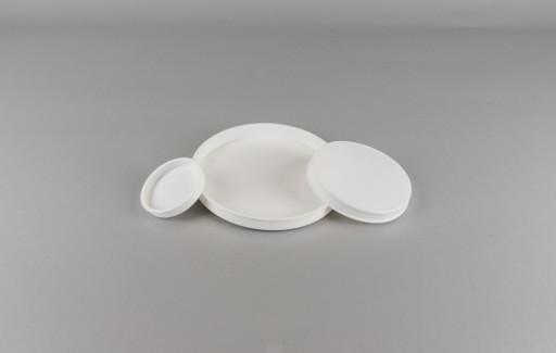 "64mm (2 ½"") diameter Clear Sleeve - PT25"
