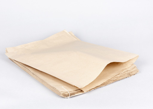 7 inch Brown Paper Bags