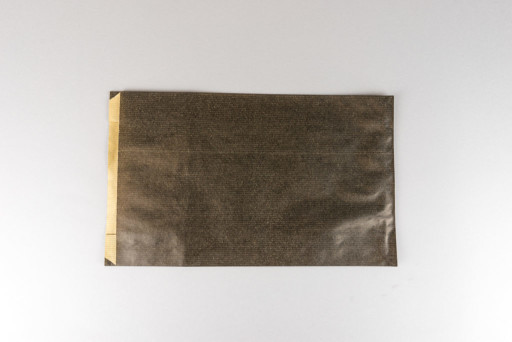 Black Paper Satchel 200x320+70mm