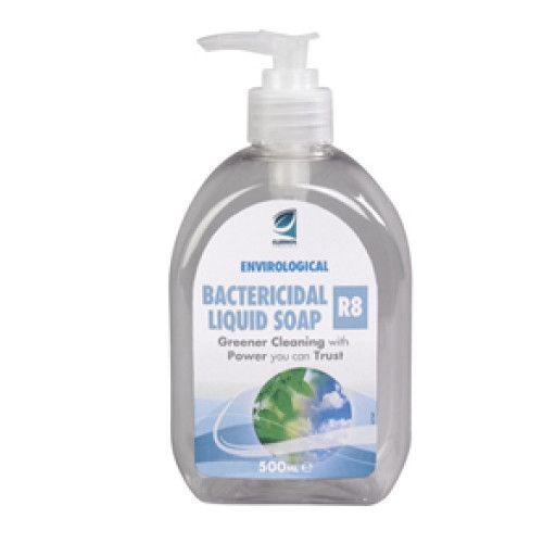 Bactericidal Liquid Hand Soap 1 x 500ml Bottle