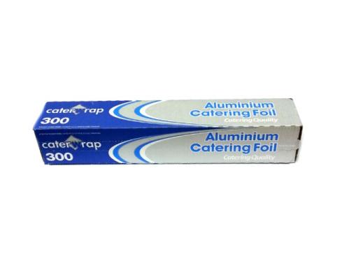 Aluminium Foil 300mm x 75m
