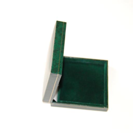 Dk Green Sparkle Box 36x36x30mm