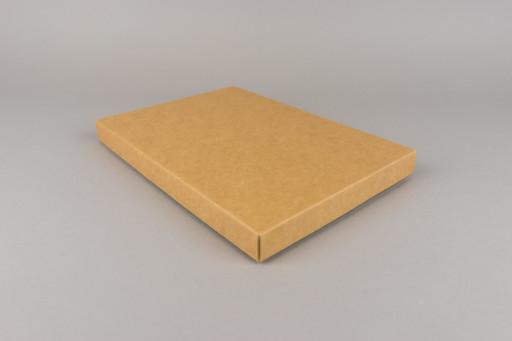A5 Kraft Box & Lid 230x164x19mm