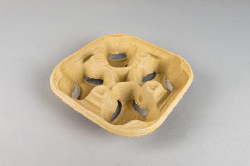 Cardboard 4 Cup holder