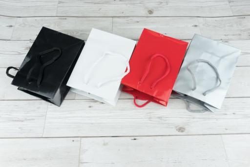 Black Gloss Carrier 110x150+70mm