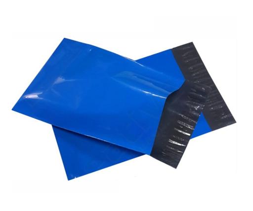 Blue Polythene Mailer 440x560+40mm