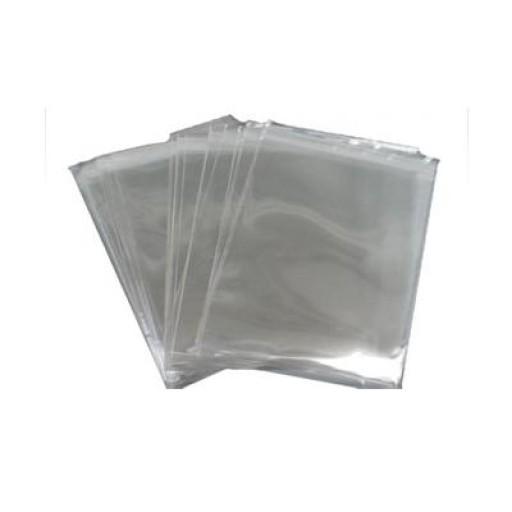 Clear Bag 138x130+30mm (20 micron)