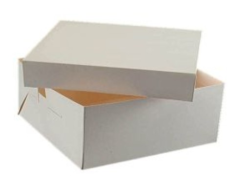 10 Inch Cake Box with Lift-Off Lid