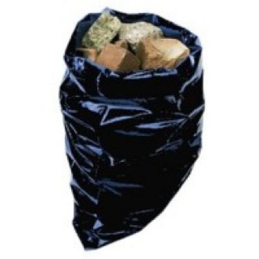 Black Bin Bags and Clear Polythene Sacks