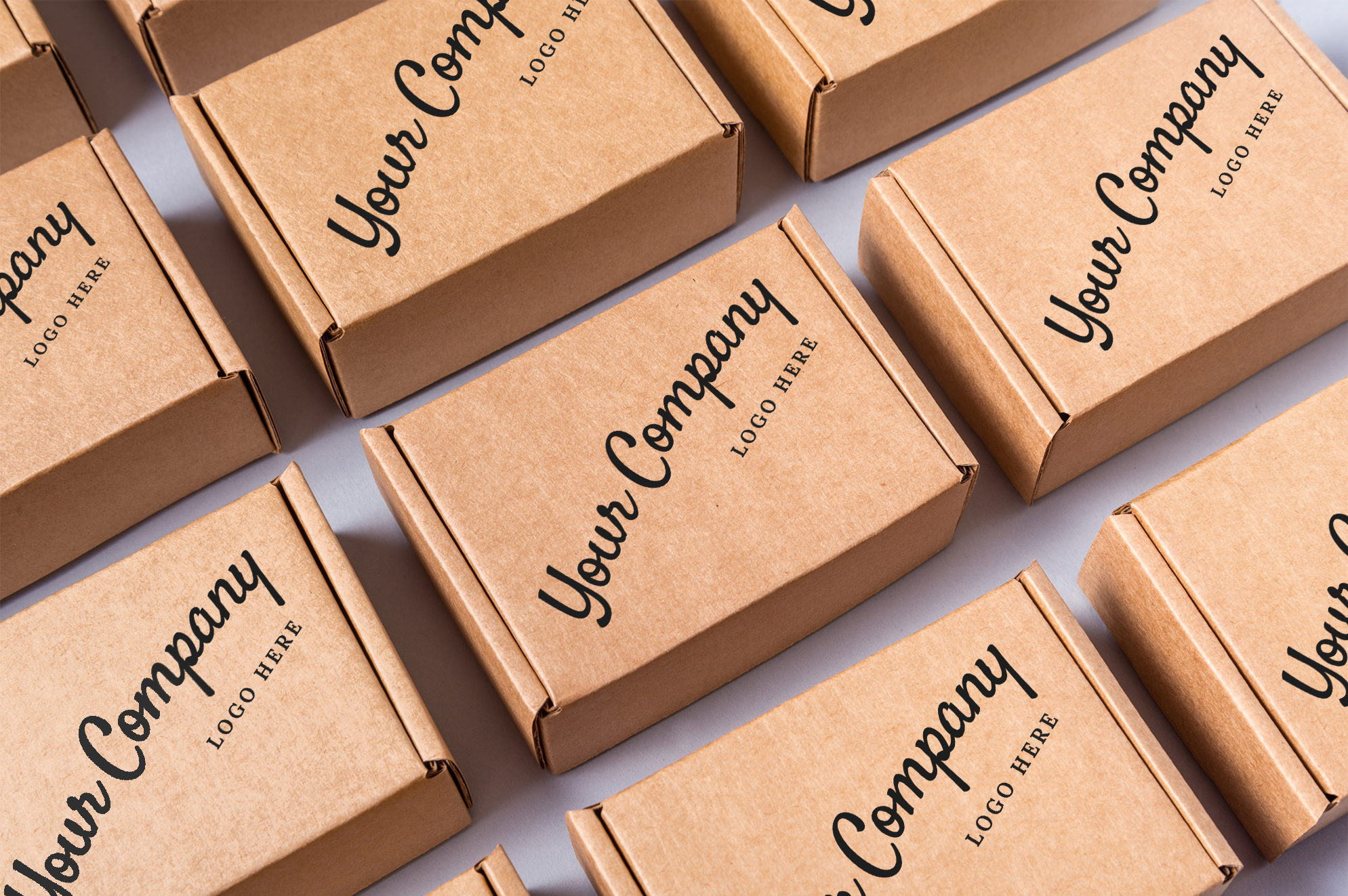 Talk to The Bag 'N' Box man about custom printed packaging requirements.